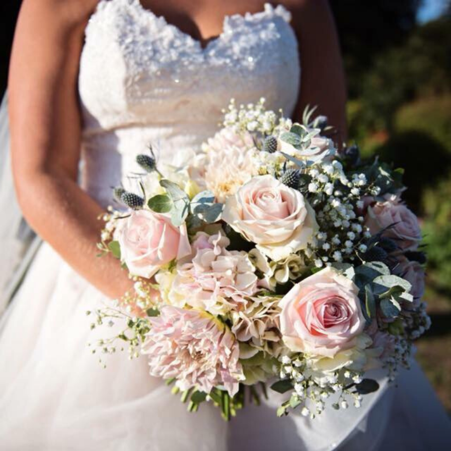 The Flower Studio, Featured Image, Glenfall House, Cotswold Wedding Venue