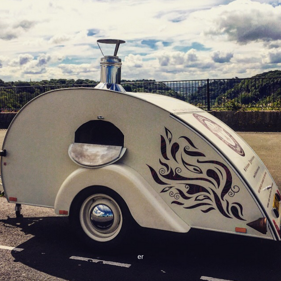 The Firebird Oven, Featured Image, Glenfall House, COtswold Wedding Venue